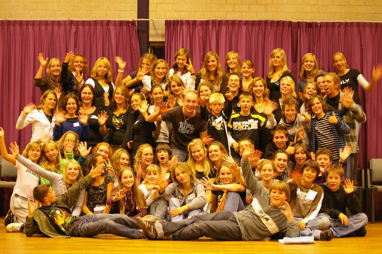 2008 groepsfoto