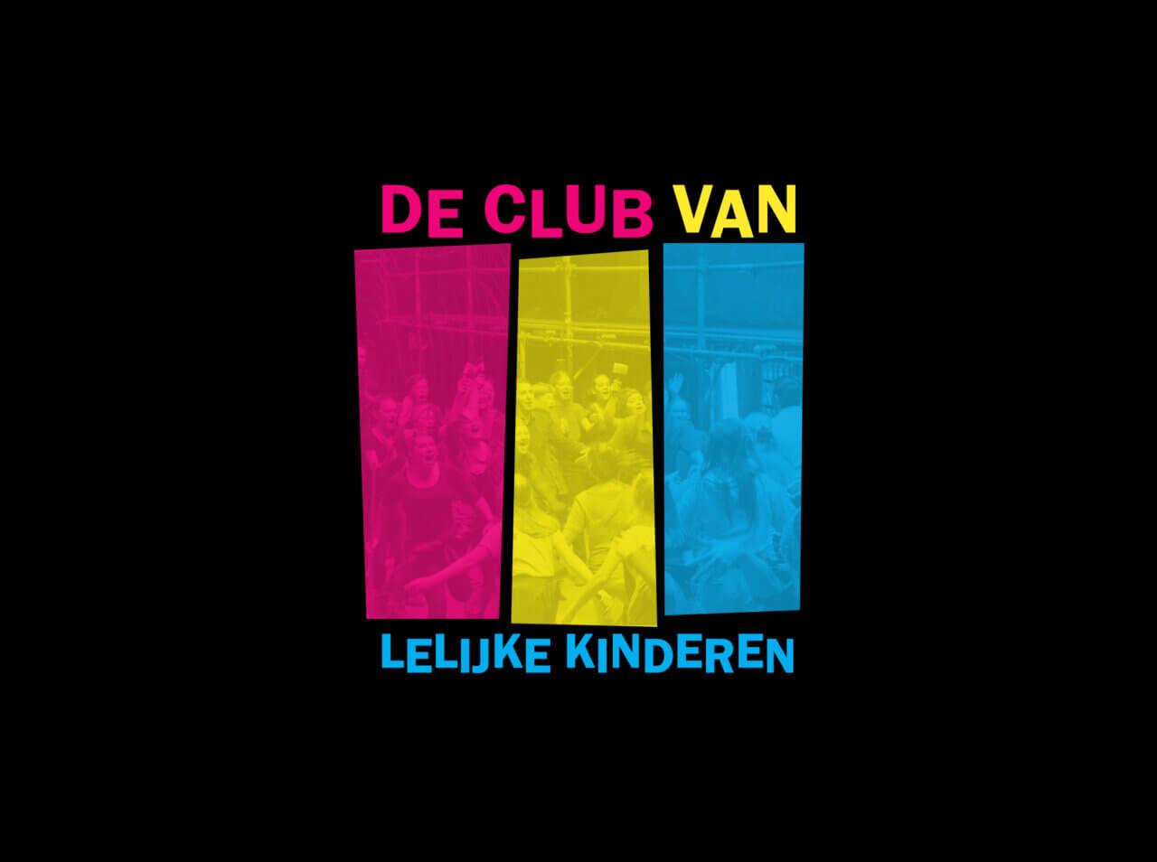 De club van poster teaser