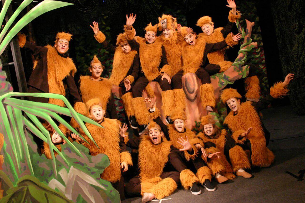 Groepsfoto Repelsteeltjes 2006 Junglekoorts1